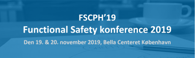 Funtional Safety konference 2019